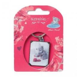 Брелок Митую Мишкой собирает сердце из роз (G93K0139)