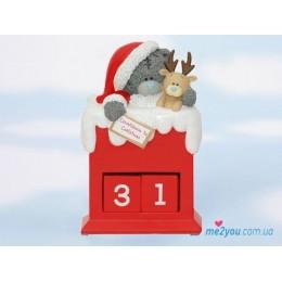 Календарь с мишкой (G01S0230)