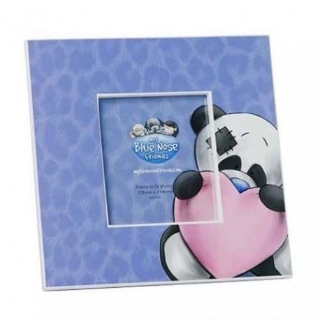 Рамочка для фотографии My Blue Nose Friends с Пандой, держащей сердце (G73F0004)