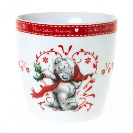 Рождественская чашка Me to you с Теддиком в красной шапочке (G01M0286)