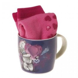 Набор Me to you чашка и розовые носочки (G91Q0288)