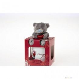 Подарочный набор: мишка Тедди и чашка Me to you (G91G0141)