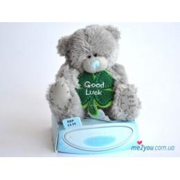 Мишка Teddy Good luck (G01W0270)