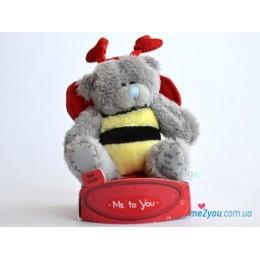 Мишка Me to you в костюме пчелки (G01W1718)