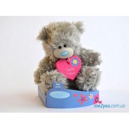 Мишка Тедди с подвеской Special friend (G01W2077)