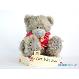 Мишка Teddy Get well soon (G01W1577)