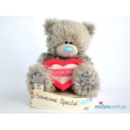 Мишка Me to you с сердечком Some special (G01W1674)
