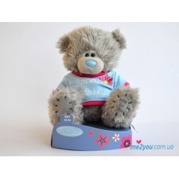 Мишка Тедди в фуболочке Special friend (G01W2084)