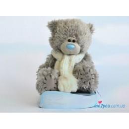 Мишка Тедди в шарфике (G01W1999)