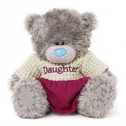 Мишка Teddy в кофточке Daughter и в юбке 25 см (G01W3768)