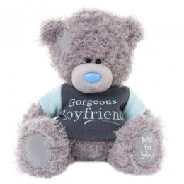 Мишка Тедди в футболке Gorgeous Boyfriend 18 см (G01W3371)