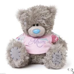Мишка Митую в футболке Lovely Mum 20 см (G01W3142)