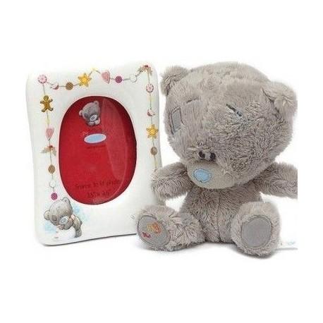 Набор Tiny Teddy 10 см и фоторамочка (G92G0026)