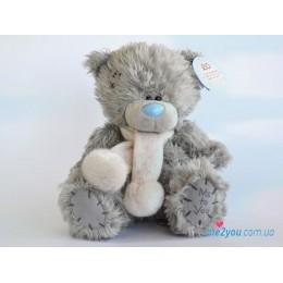 Мишка Тедди с шарфиком (G01W1606)