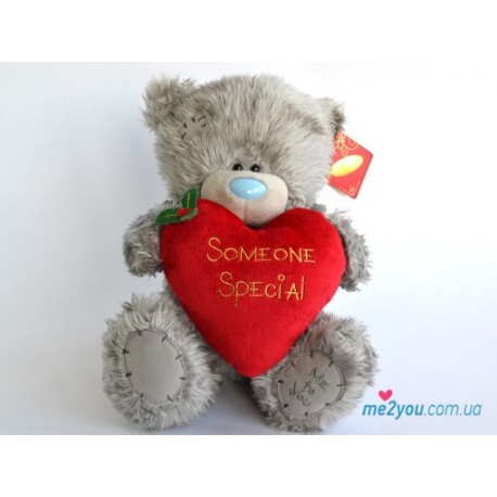 Мишка Тедди с сердцем Someone special (G01W1989)