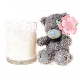 Подарочный набор Me to You Для мамочки Свечка и Мишка 7.5 см (G01Q6158)