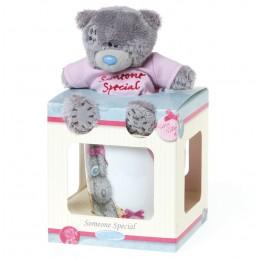 Милый подарочный набор. Мишка Тедди+чашка (G01G0230)