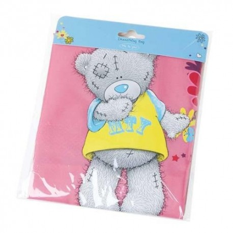 Сумка-рюкзак розовый Me to you (G01Q1273)