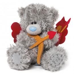 Мишка Teddy в костюме купидона 20 см (G01W2874)