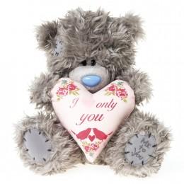 Мишка Me to you с сердцем I Love Only You 20 см (G01W3187)