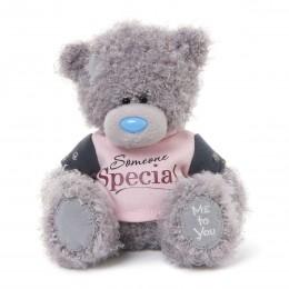 Мишка Ми ту ю в розовой футболке Someone Special 18 см (G01W3295)