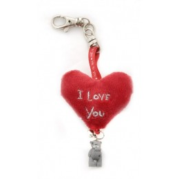 Брелок с сердцем и Мишка Teddy I Love You (GYK0092)