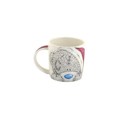 Кружка Мишка MTY с надписью Тебя любят(0665.406/5)