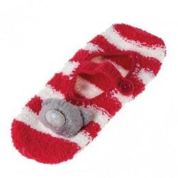 Носки новогодние с Мишками Тедди (G01Q5452)