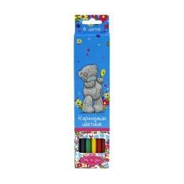 Набор цветных карандашей, 6 шт. (204-0001-MYCL)