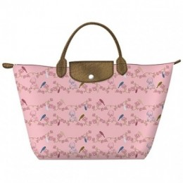 Розовая стильная сумка Metoyou (G01Q6116)