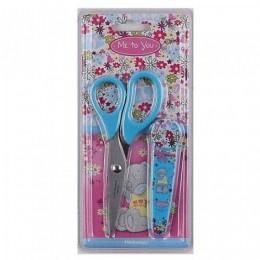 Ножницы с пластиковым футляром (313-0002-MYCL)