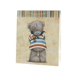 Подарочный пакет Мишка-морячок