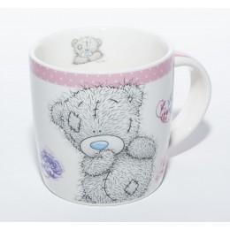 Чашка Metoyou с Мишкой Тедди, Таких как я немного, только я (0665.397)
